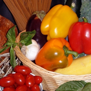 Mediterranean Diet - assorted foods 2