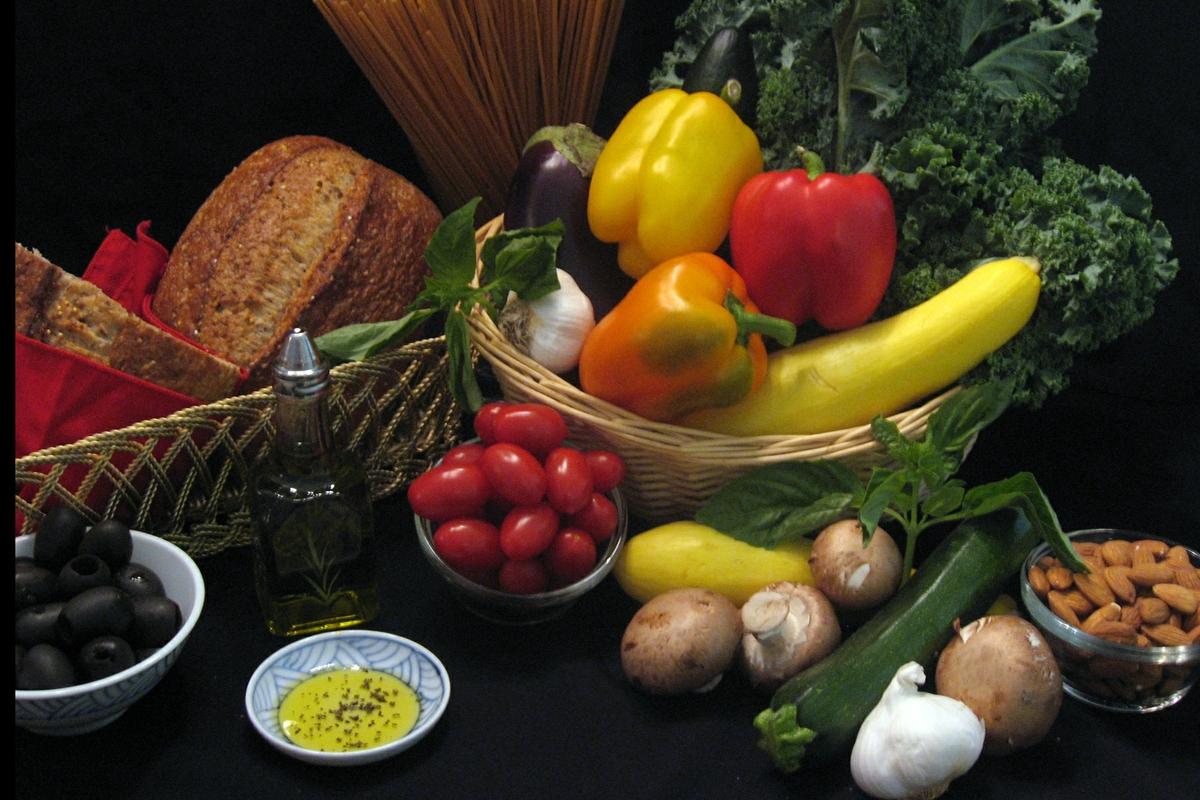 Mediterranean Diet foods -2