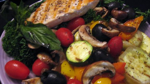 Mediterranean-style Diet May Lower Women's Stroke Risk