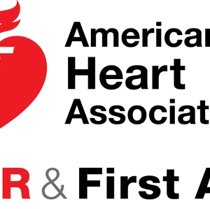 AHA CPR and First Aid logo