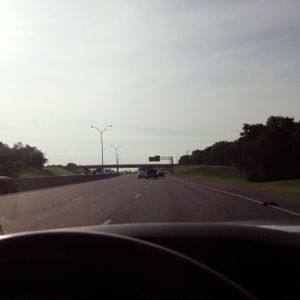Highway driving