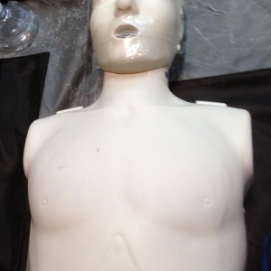 CPR Training dummy