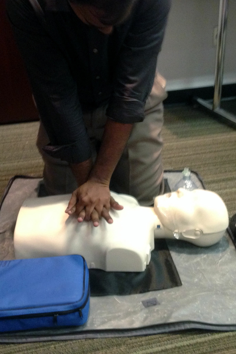 CPR Training (V)