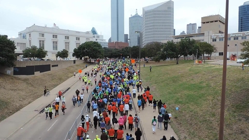 Heart Walk Dallas, Texas