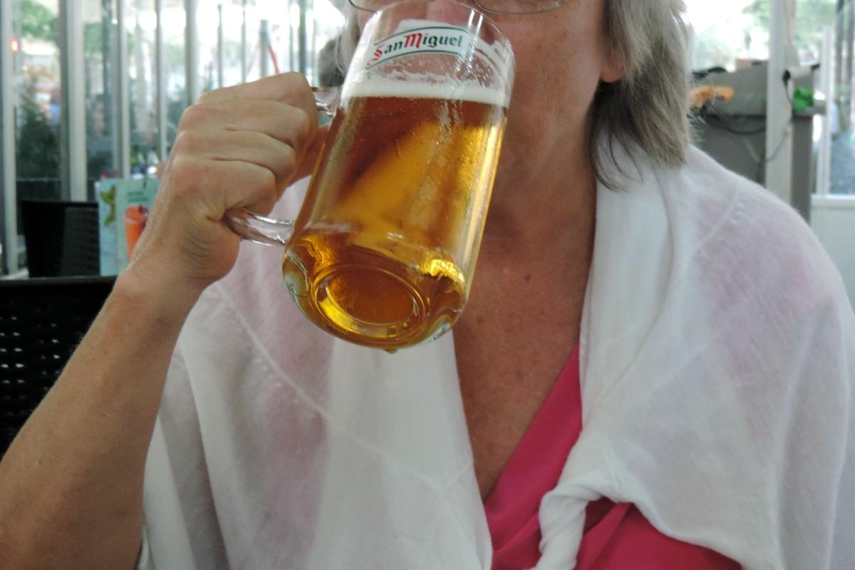 Beer Drinker