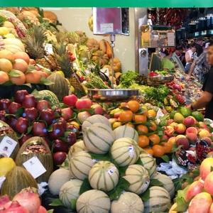 Mediterranean & Tropical Fruits