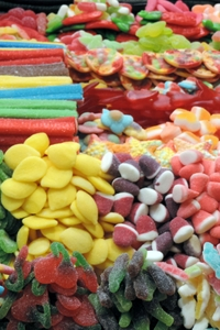 Sugared Candies