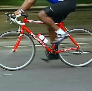 Bike rider