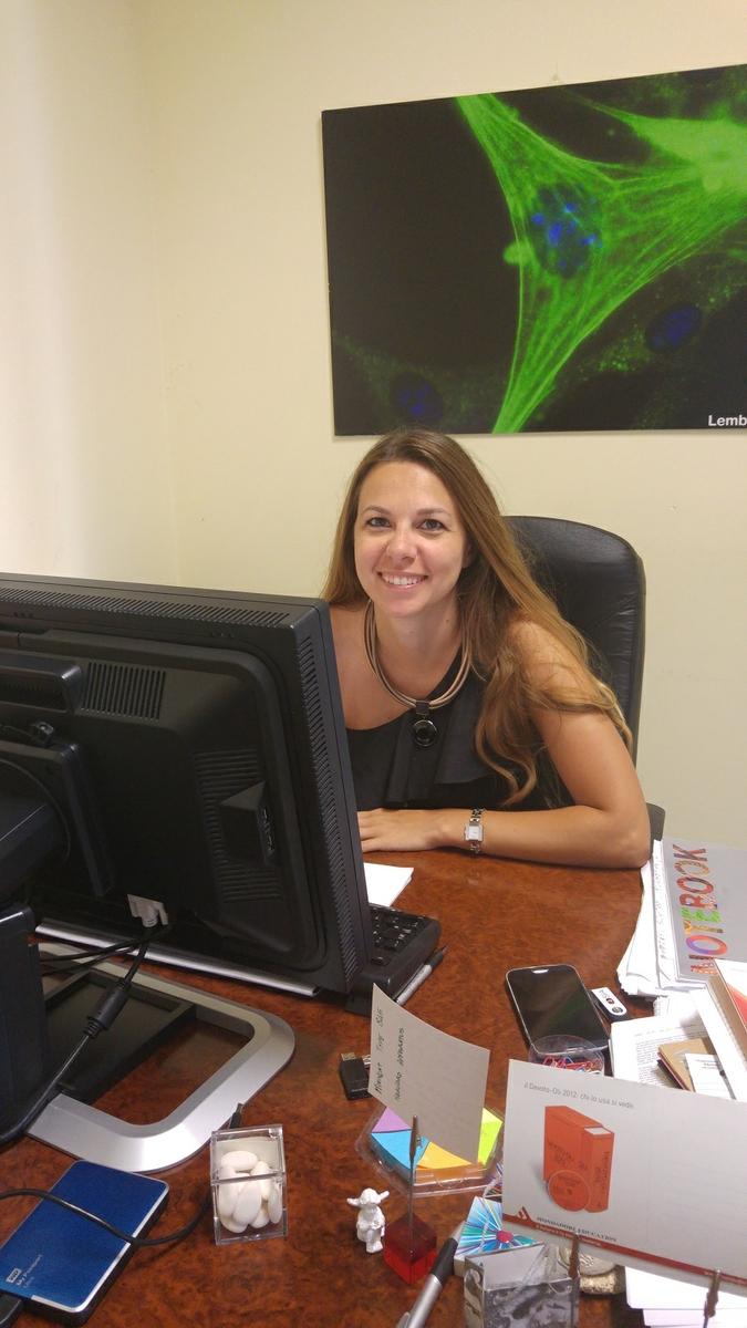 Daniela Carnevale, PhD, Researcher