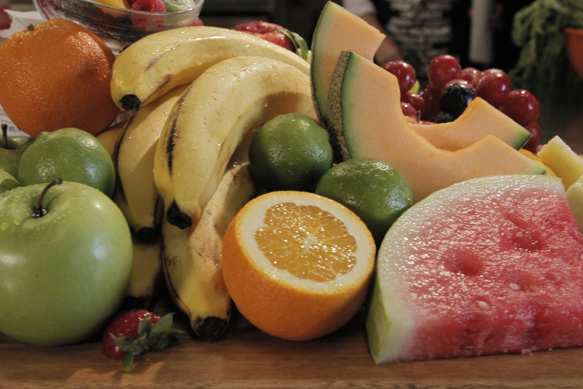 Fresh fruit 2