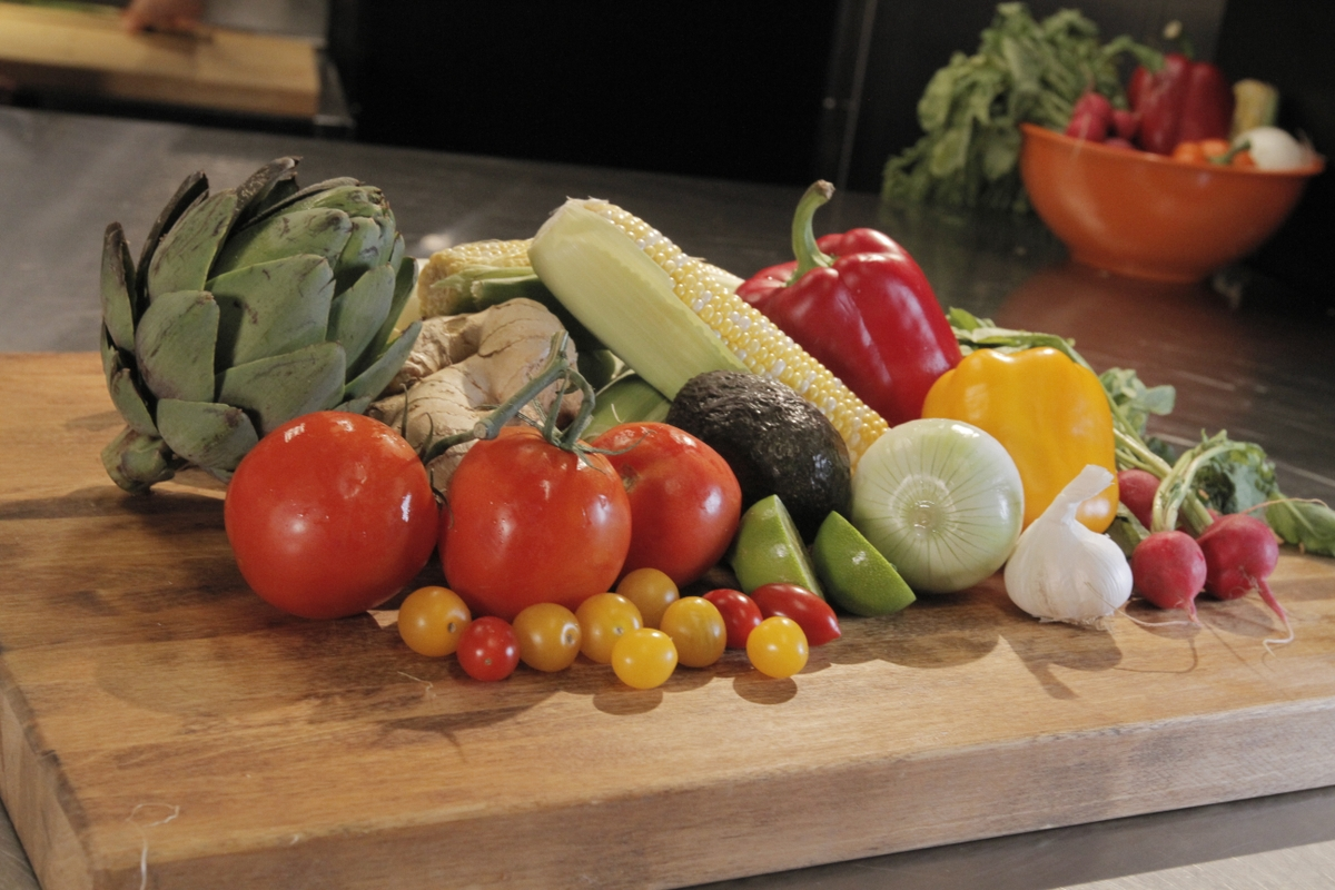 Fresh vegetables - assorted