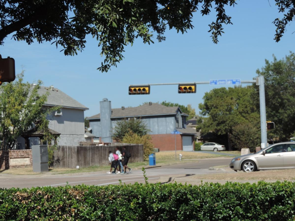 Walkable neighborhood 2