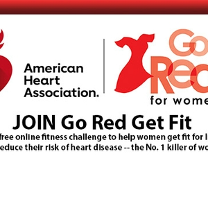 Go Red Get Fit