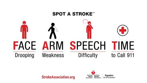 Image result for stroke sign