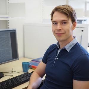 Joni Valdemar Lindbohm, M.D.