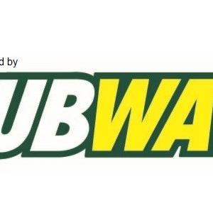Subway logo +color sponsor