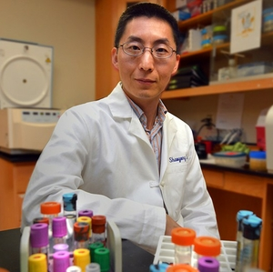 Shaoyong Su, Ph.D - SS16 P307