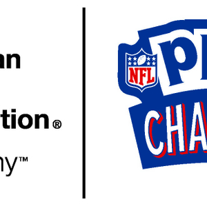 AHA logo and NFL Play 60 Challenge logo