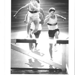 John J. Warner running track