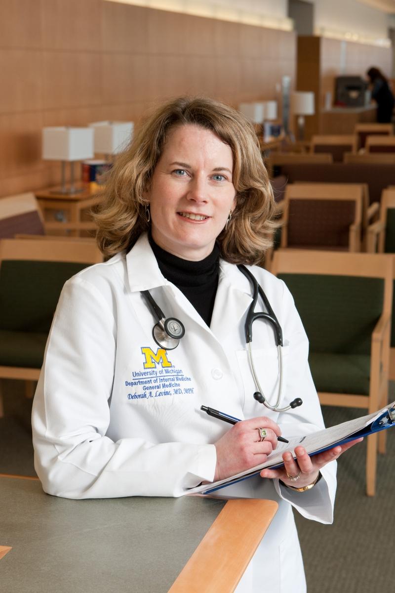 Deborah Levine M.D.