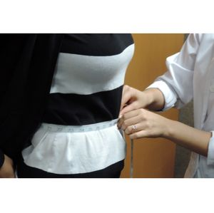 waist measurement - woman