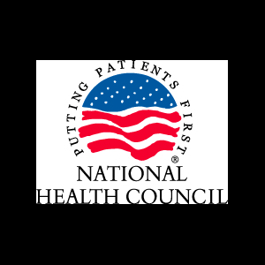 National Health Council Logo
