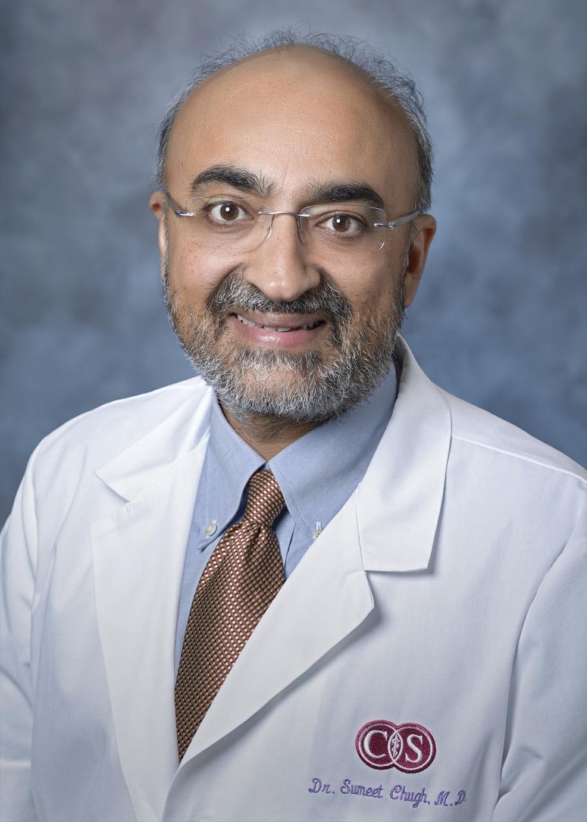 Sumeet Chugh MD