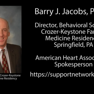 Barry Jacobs Psy.D QCOR18 240-241 AHA Support Network