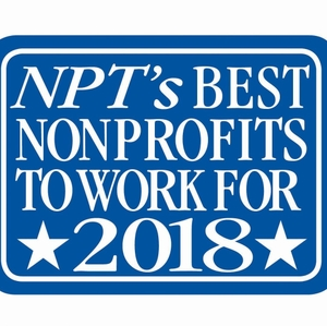 NonProfit Times 2018 Best list graphic
