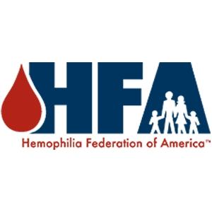 Hemophilia Federation of America Logo