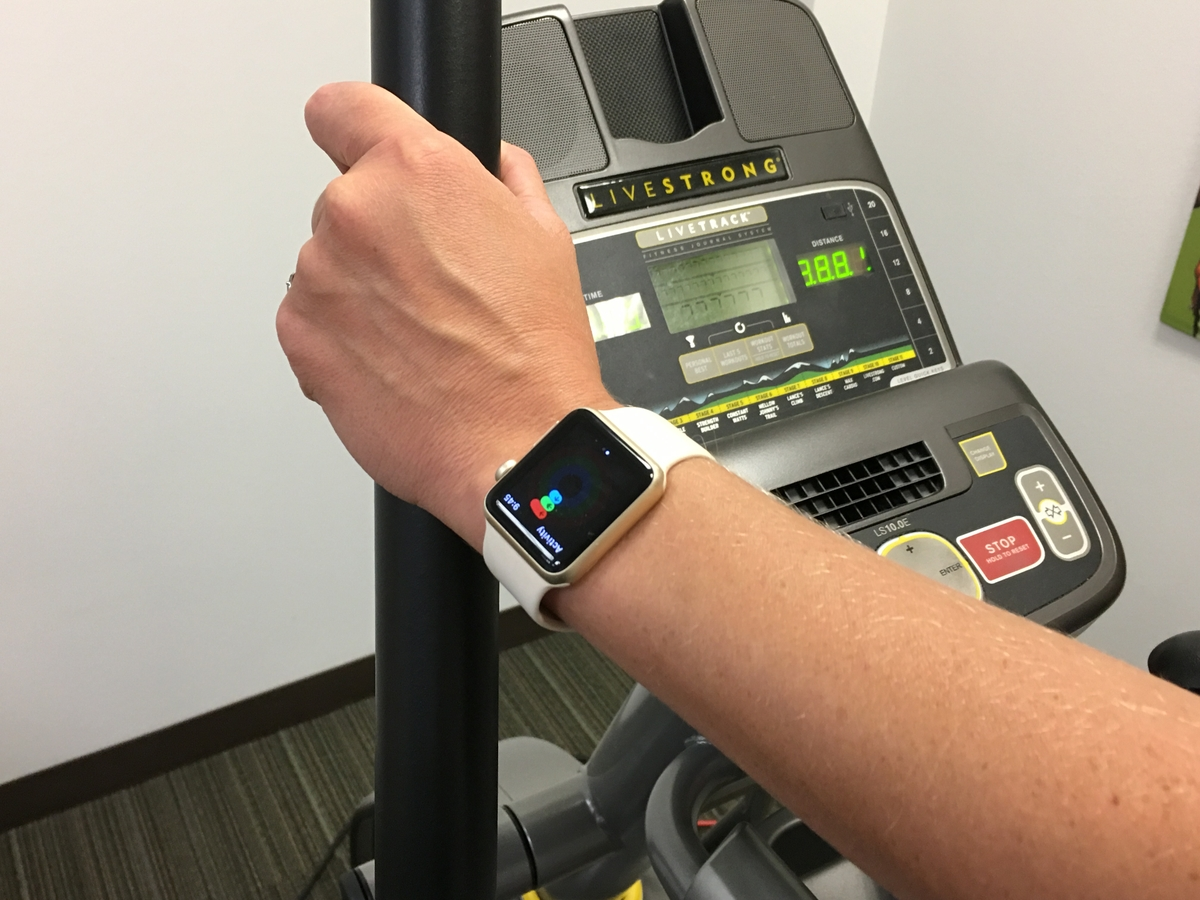 Wearable device - elliptical