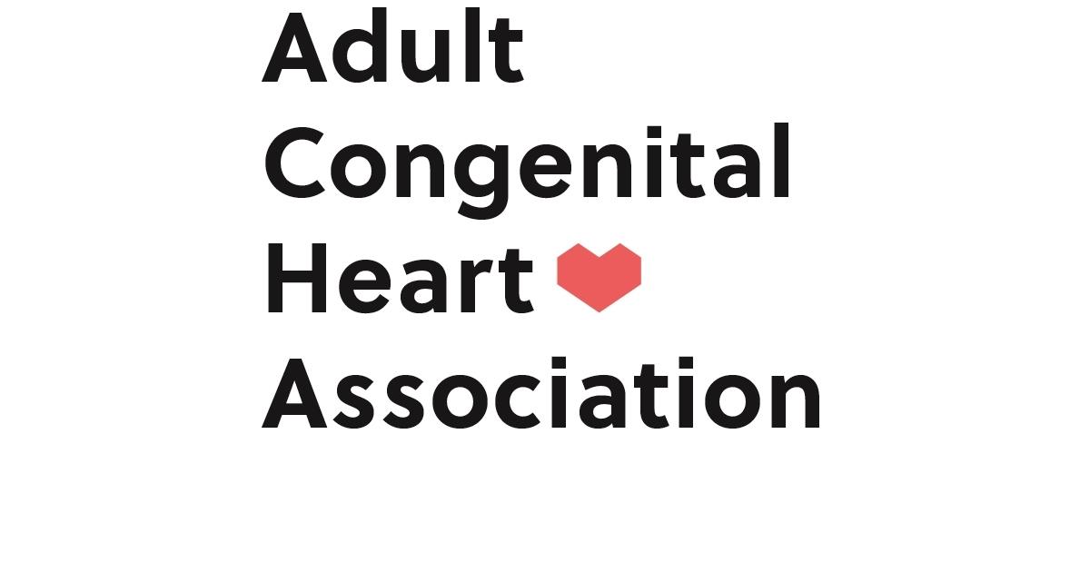 Adult Congenital Heart Association Logo