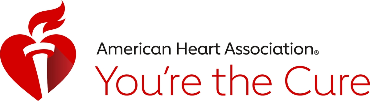 AHA You're the Cure Logo