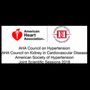 Hypertension 2018 Scientific Sessions Joint Logo