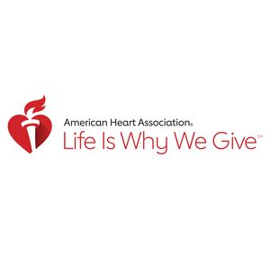 AHA Life is Why We Give Logo