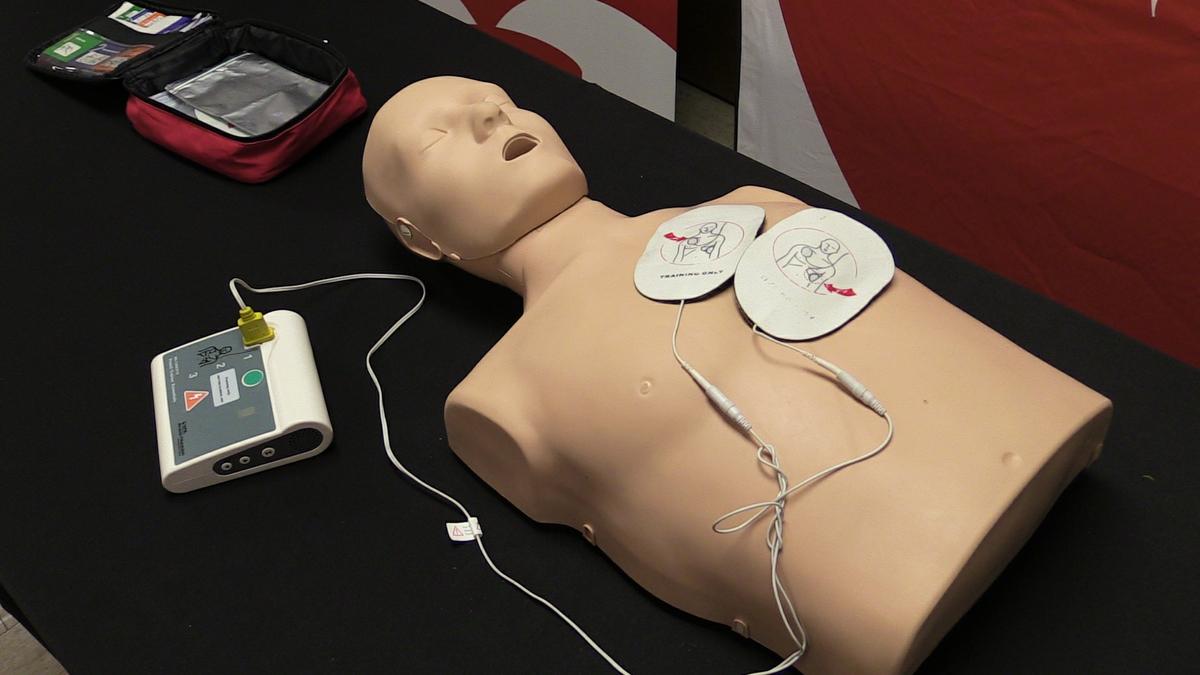AED manikin