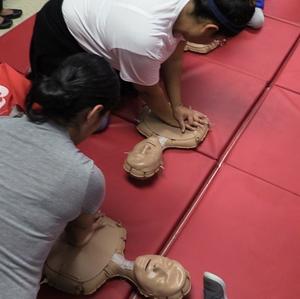 CPR training2