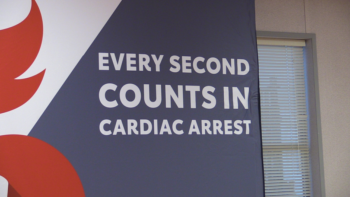 Every second counts banner