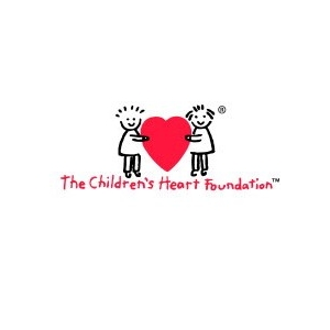 The Children's Heart Foundation logo