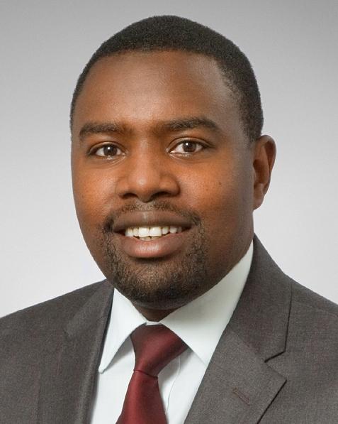 Paul M. Ndunda M.D.