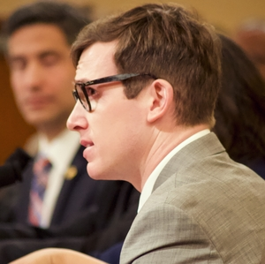 Andrew Blackshear testifies at WM Committee