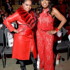 Phaedra Parks and Star Jones