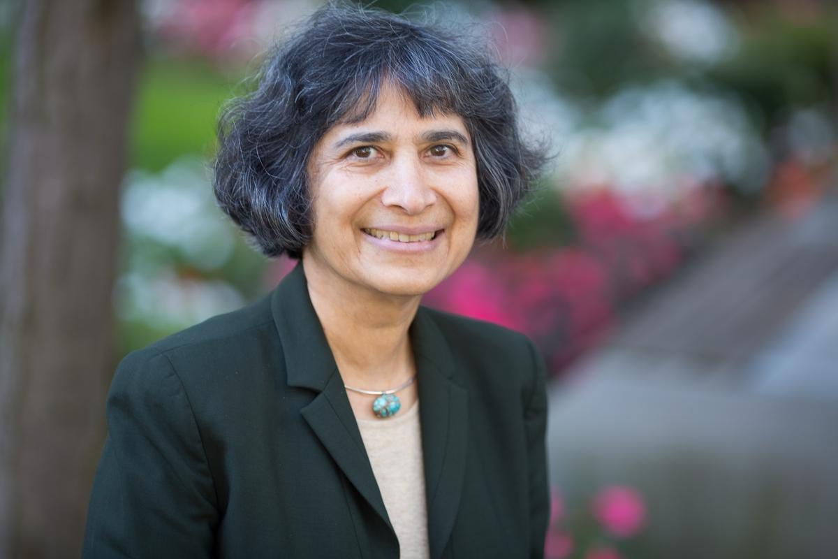 Yasmin Mossavar-Rahmani Ph.D.