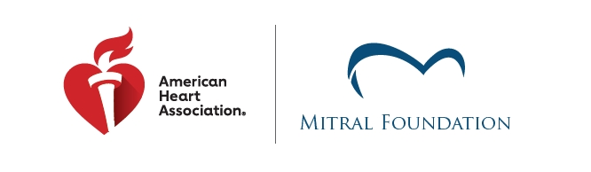 AHA-Mitral Foundation joint logo