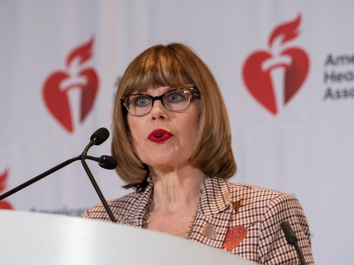 Nancy Brown on anti-vaping campaign
