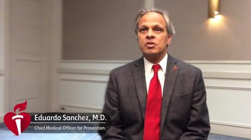 Dr. Eduardo Sanchez on ACC-AHA 2019 Prevention Guidelines