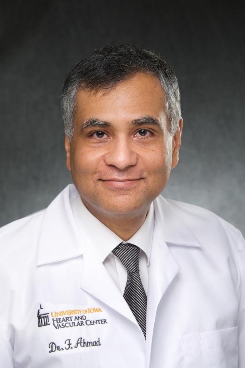Ferhaan Ahmad, M.D., Ph.D.