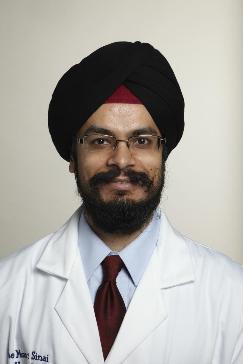 Mandip Dhamoon M.D. Dr.P.H.