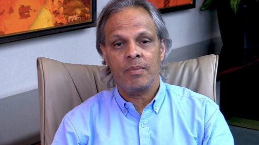 AHA's Eduardo Sanchez, MD on Flu Vaccine Initiative