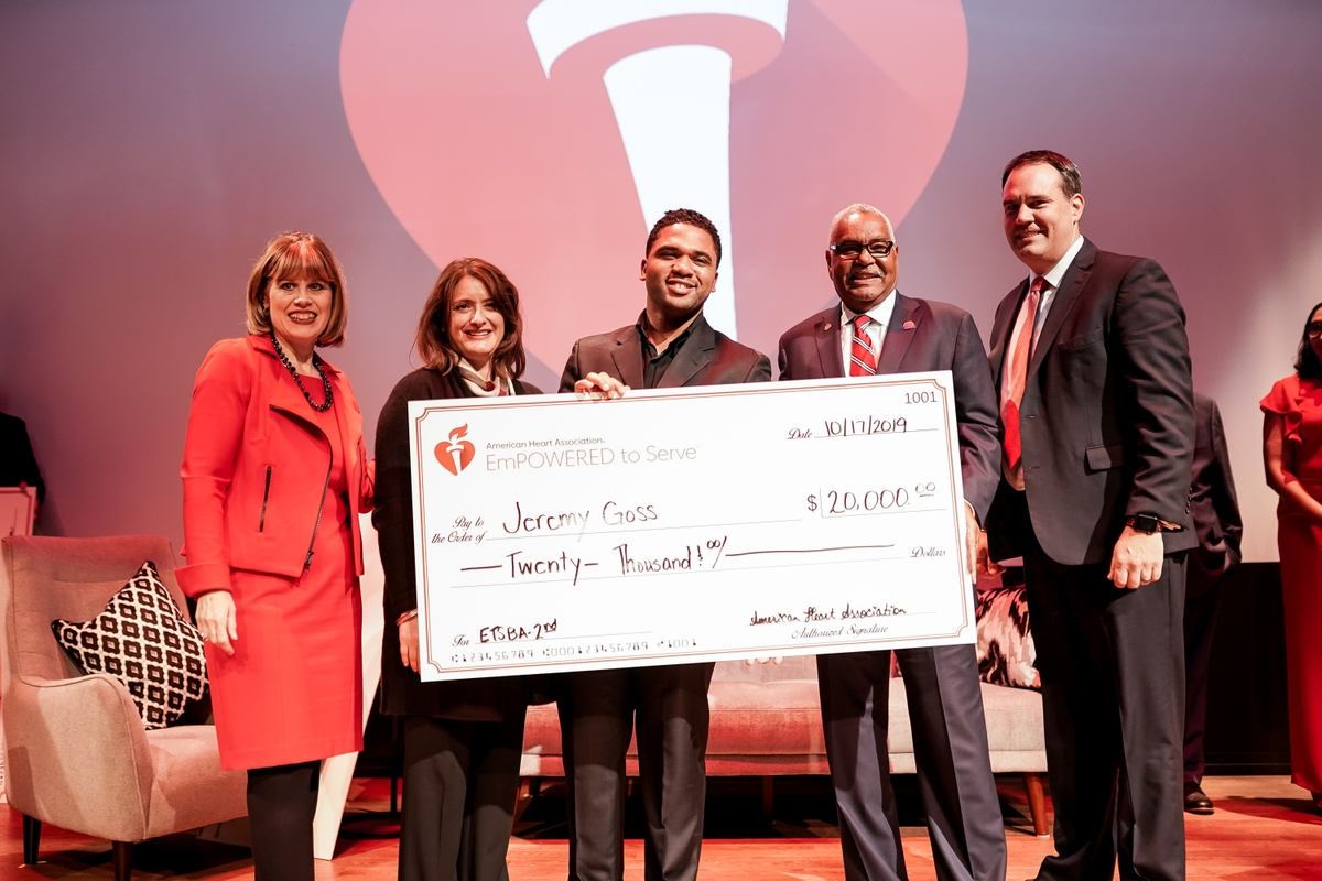 American Heart Association EmPOWERED to Serve Business Accelerator 2nd grant recipient